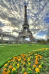 Eiffel Tower HDR (8k image)